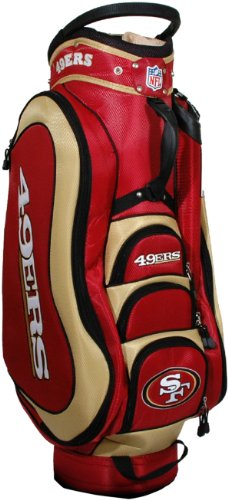 nfl-san-francisco-49ers-medalist-golf-cart-bag