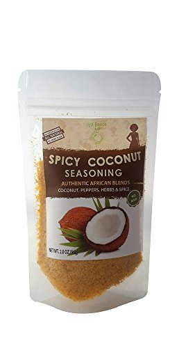 Spicy Coconut Seasoning - 2 OZ