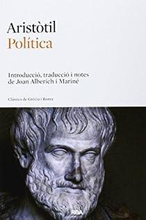 Política par Aristoteles