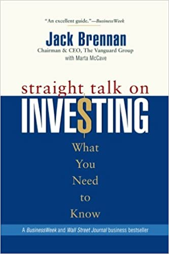 Amazon.com: Straight Talk On Investing: What You Need To Know  (9780471475460): Jack Brennan: Books
