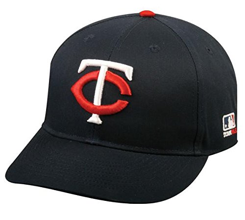 Minnesota Twins Youth MLB Licensed Replica Caps / All 30 Teams, Official Major League Baseball Hat of Youth Little League and Youth Teams ()