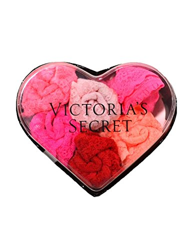 Victoria/'s Secret Valentine Heart Box of Panties 6 Counts in the box