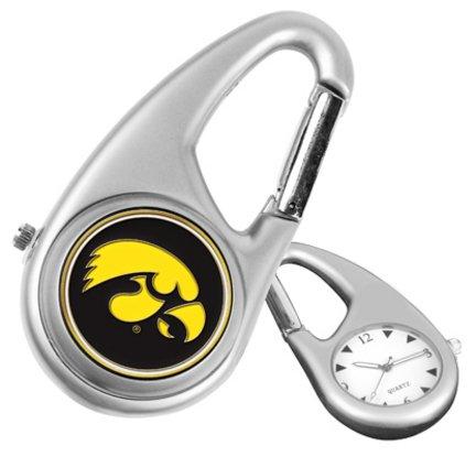 LinksWalker NCAA Iowa Hawkeyes - Carabiner Watch