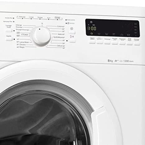 Whirlpool AWOD 2836 Independiente Carga frontal 8kg 1200RPM A+++ ...