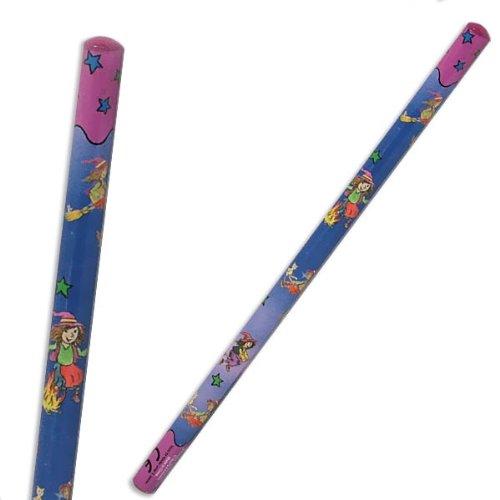 Hexen Bleistift 17,5cm Mitgebsel zur Hexenparty