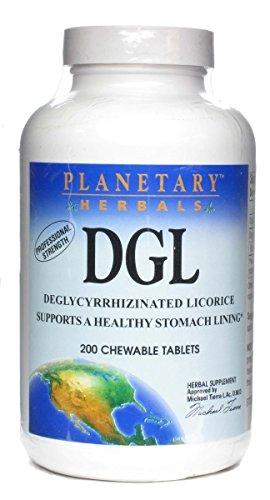 Licorice DGL Deglycyrrhizinated Chewable