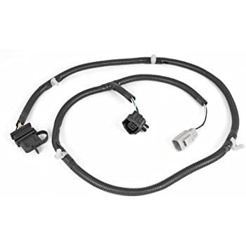 410fxxgifdL._SL500_AC_SS350_ amazon com rugged ridge 17275 01 4 way tow hitch wiring harness hitch wiring harness at creativeand.co