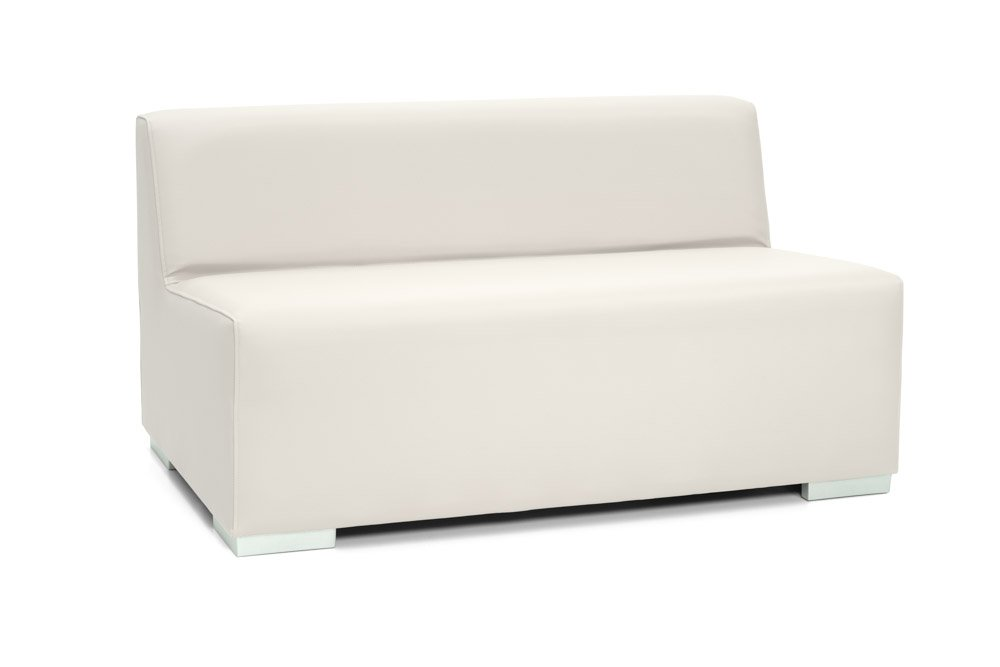 SOFA 3 PLAZA IBIZA. Modular tapizado para exterior en ...