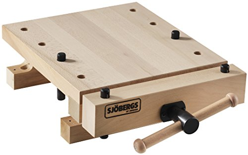 Sjöbergs Smart Workstation Pro Vise Workbench Top, SJO-33309 (Best Plywood For Workbench Top)