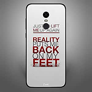 Xiaomi Redmi Note 5 Reality puts me back on my feet