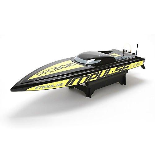 Pro Boat Impulse 31-inch Deep-V V3 Brushless: RTR RC (Fiberglass Rc Boats)
