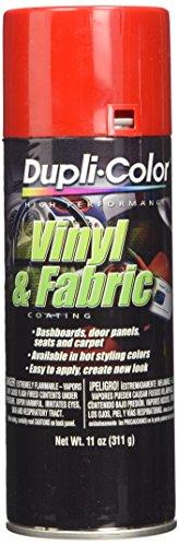 Dupli-Color EHVP10000 Red High Performance Vinyl and Fabric Spray - 11 oz.