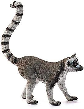 Schleich Wild Life Ring-tailed Lémurien animal figure
