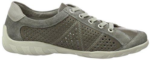 grey 10 quarz R3402 Women lightblueused Shoes Remonte Lace lightblueused quarz Up FqIxa