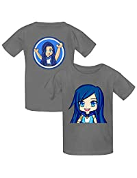 La8La Children's Fashion Its Funneh 2 Designed T Shirt Tee Tank Top