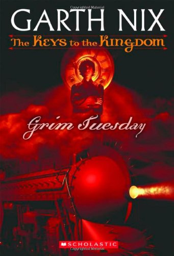 Grim Tuesday - Book #2 of the Keys to the Kingdom