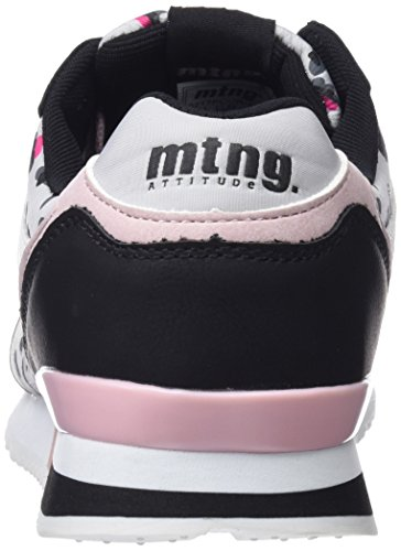 Chaussures Negronylonka Gansa MTNG Bleu Grisaction Femme Marine Fitness Blanco Pu de Multicolore Lavo S6Aw5r6qz