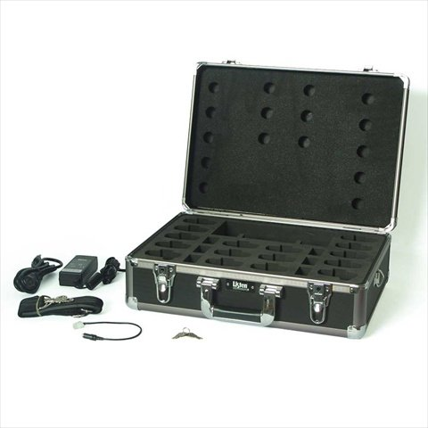【オンラインショップ】 Listenテクノロジーla-311 Carryingケース B00U6NV11I 16スロット充電& Carryingケース B00U6NV11I, ツバタマチ:5c8dbb0f --- diceanalytics.pk