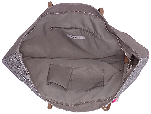 H cm Grau 19x34x54 Light T x Grey femme 81031606 Cartables Codello B wvUFHqZnSH
