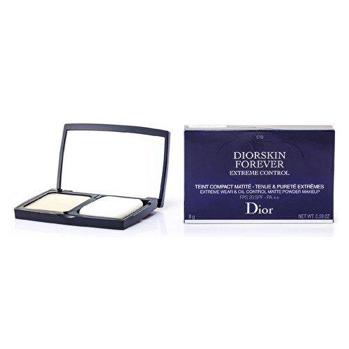 (Christian Dior Diorskin Forever Extreme Wear & Oil Control Matte Powder Makeup SPF 20 - #010 Ivory 8g/0.28oz)
