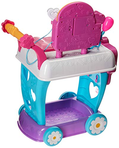 Doc McStuffins Toy Hospital Care Cart - http://coolthings.us
