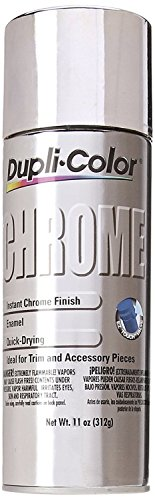 Dupli-Color CS101 Instant Chrome Finish 11 oz. Aerosol (6 - Paint Chrome Instant