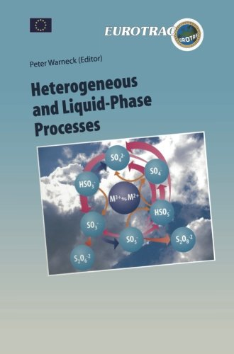 Heterogeneous and Liquid Phase Processes: Laboratory Studies Related to Aerosols and Clouds (Transport and Chemical Tran