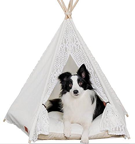Mascotas tienda para perro gato conejo | üsens divertida Casa Adecuado Cachorro Gatito conejitos | Dormir