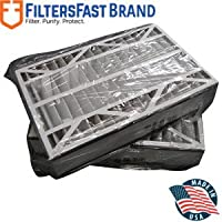 FiltersFast Compatible Replacement for Trion Air Bear Furnace Filters MERV 8 s 16 x 25 x 5 (Actual Size: 15 3/4 x 24 1/4 x 4 3/4)