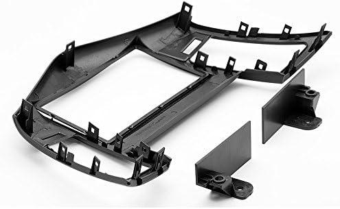 CARAV 11-407 2-DIN car head unit fascia facia installation dash kit for Cruze 2009-2012 silbergray