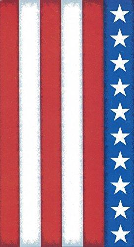 (Distressed American Flag Beach Towel Stars Stripes Egyptian Cotton 40 X 72)