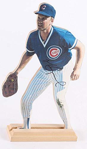 Mark Grace Autographed Signed Chicago Cubs Wooden Cutout Figure Jsa 3Xall Star 1St Baseman