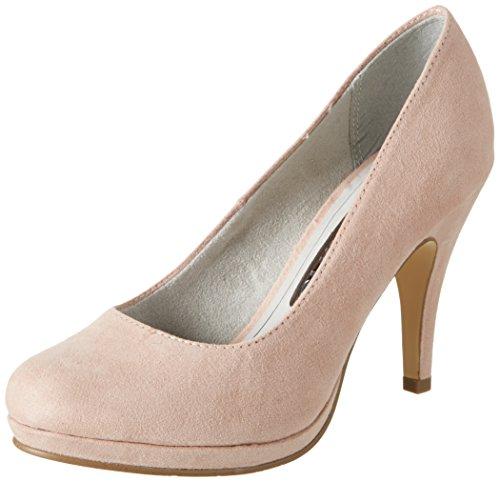 Tamaris 22407, Zapatos de Tacón para Mujer, 50 EU Rosa (ROSE 521)