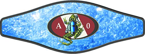 Amphibious Outfitters Scuba Frog Neoprene Buckle Starp