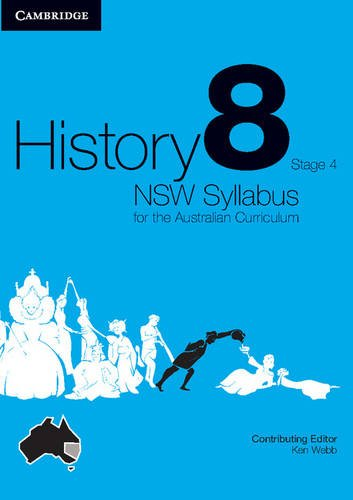 Read Online History NSW Syllabus for the Australian Curriculum Year 8 Stage 4 Bundle 3 Textbook and Electronic Workbook PDF