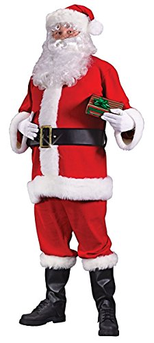 Fun World Santa Suit (Santa Suit Regency)
