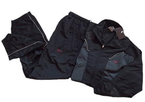 Nike Airmax 360 Chándal Color Blanco, color Negro - negro, tamaño ...