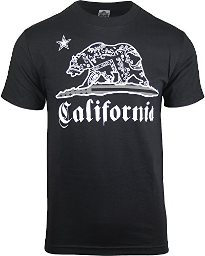 c0ee37cc4 California Republic Paisely Bandana Shirt. Review - California Republic  Paisely Bandana Bear Mens T Shirt