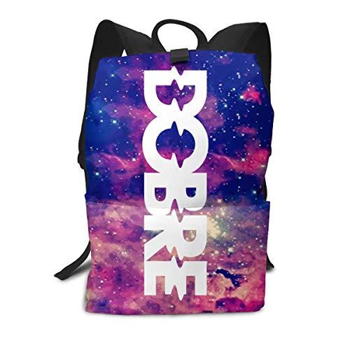 (Dobre Brother Logo Teen Boys Girls 3D Print Backpacks Shoulder Bag Daypack)