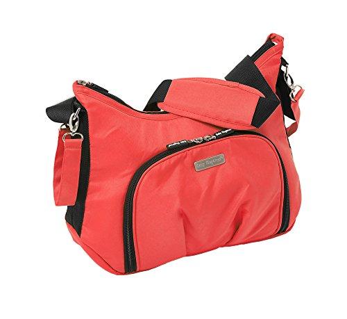 Bebé Bebé Elegancia Elegancia Cody Saddle Bag (Rojo)