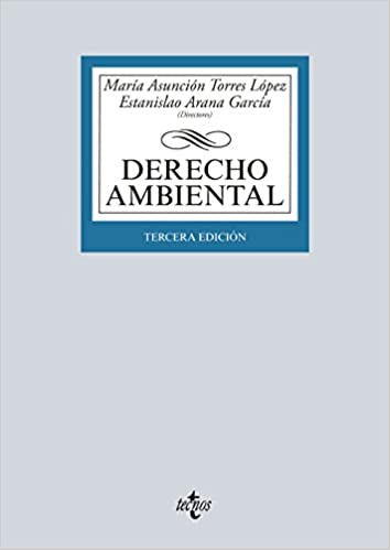 Book Derecho Ambiental