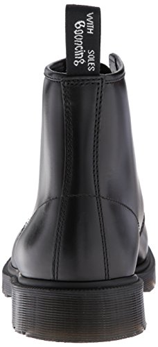 Mens 101 Leather martens Black 6 Dr Boots Eyelet 5nxZwFW7