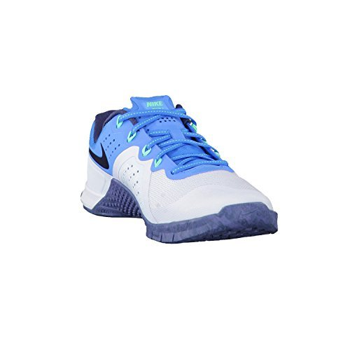 Nike Womens Metcon 2 Training Shoes - Blue Tint/ Squadron Blue (6) by NIKE (Image #2)