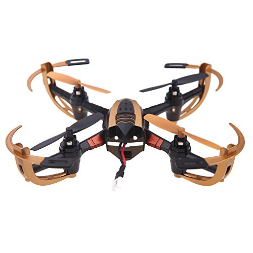 Andoer Yizhan Golden X4 4CH 2.4G 6 Axis Radio Controll Quadcopter Model Toys UFO 3D Flying Saucer