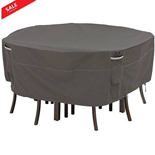 outdoor dining table and chair cover premium round durable and water