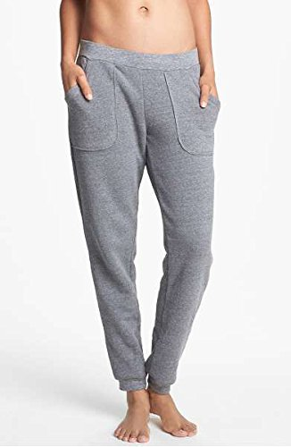Sprinter Pant (Alternative Womens Sprinter Eco-Fleece Pants X-Large Eco Grey)