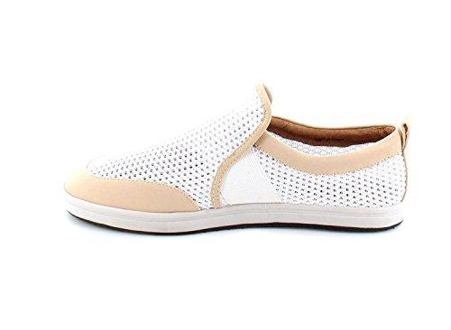 Steven Steve Madden Evan Dames Synthetische Sneakers Wit