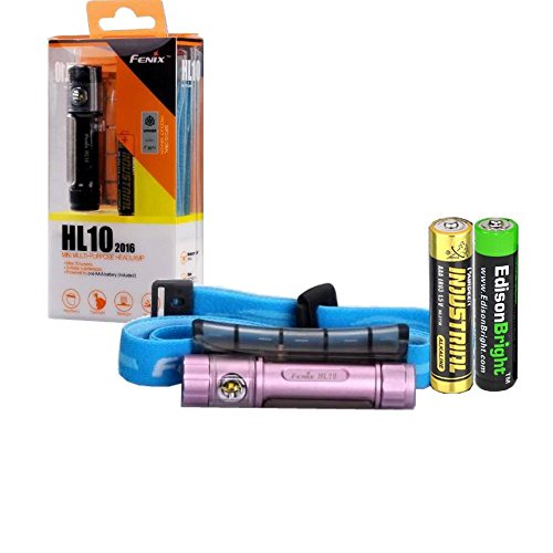 Fenix removable Headlamp EdisonBright batteries product image