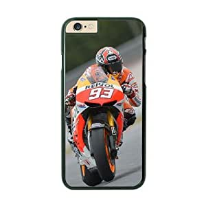 iPhone 6 Black Cell Phone Case Marc Marquez Fashion Cell Phone Case