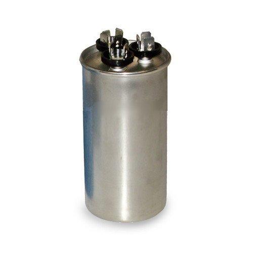 Mars 12786 Motor Dual Run Capacitor Round 40 + 5 uf MFD 440 Volt ()